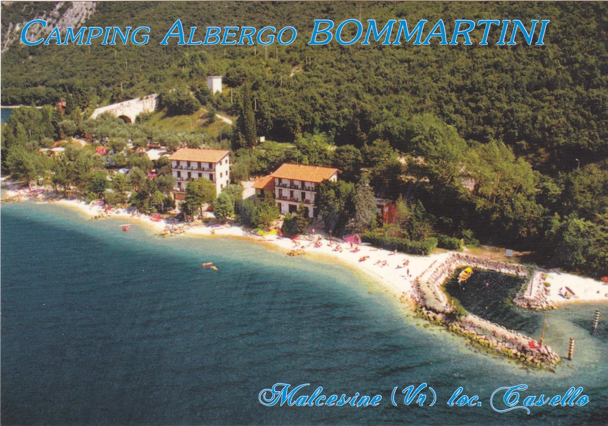 Campeggio Hotel Bommartini Malcesine VR